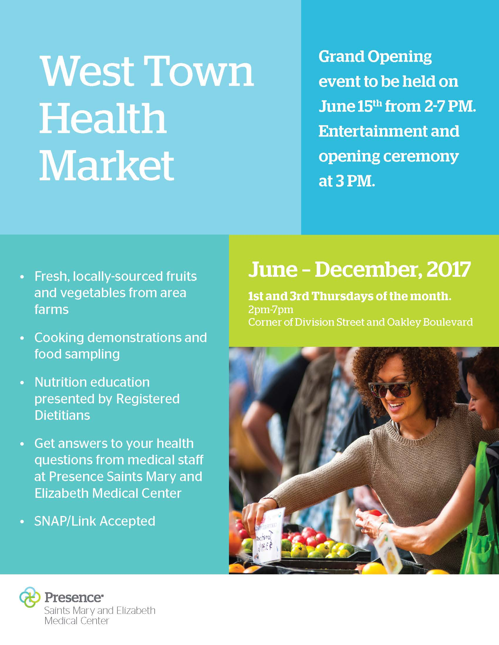 West Town Health Market English